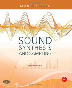 Sound Synthesis and Sampling,  3/e (Paperback)-cover