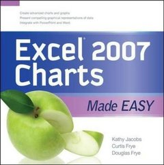 EXCEL 2007 CHARTS MADE EASY (Paperback)-cover