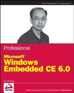 Professional Microsoft Windows Embedded CE 6.0 (Paperback)-cover