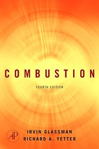 Combustion, 4/e (Hardcover)-cover