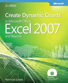 Create Dynamic Charts in Microsoft Office Excel 2007 (Paperback)-cover