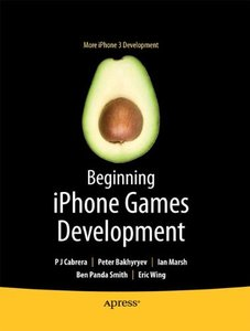 Beginning iPhone Games Development (Paperback)-cover