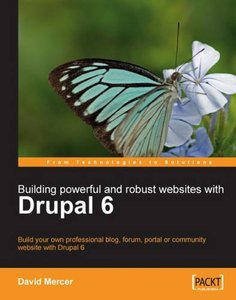 Building Powerful and Robust Websites with Drupal 6-cover