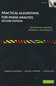 Practical Algorithms for Image Analysis, 2/e (Hardcover)-cover