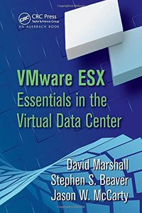 VMware ESX Essentials in the Virtual Data Center (Hardcover)-cover
