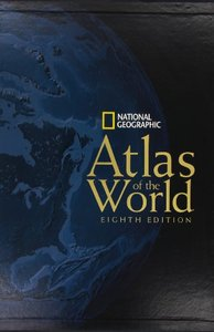National Geographic Atlas of the World, 8/e-cover