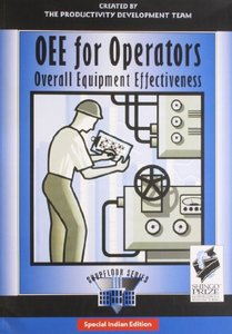 OEE for Operators: Overall Equipment Effectiveness-cover