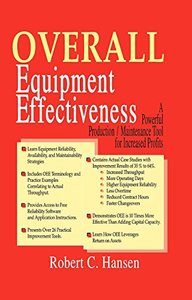 Overall Equipment Effectiveness-cover