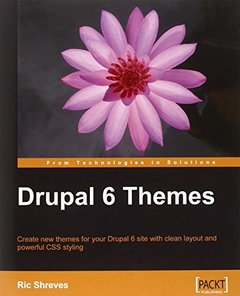 Drupal 6 Themes-cover