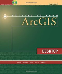 Getting to Know ArcGIS Desktop, 2/e (Paperback)-cover