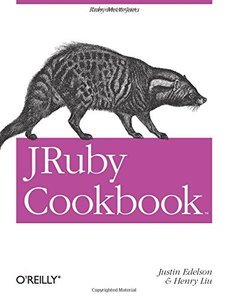 JRuby Cookbook (Paperback)-cover