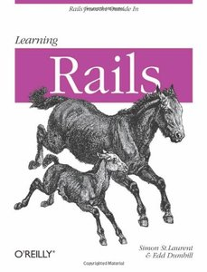 Learning Rails (Paperback)-cover