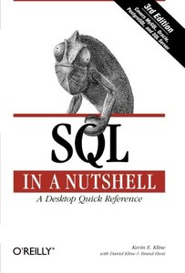 SQL in a Nutshell, 3/e (Paperback)-cover