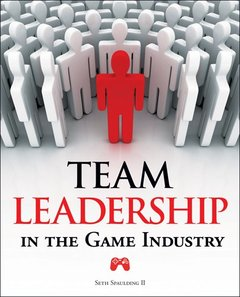 Team Leadership in the Game Industry (Paperback)-cover