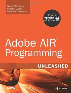 Adobe AIR Programming Unleashed (Paperback)-cover
