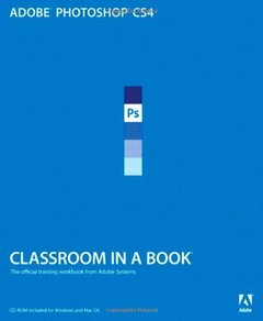 Adobe Photoshop CS4 Classroom in a Book (Paperback)-cover
