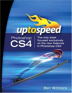 Adobe Photoshop CS4 : Up to Speed (Paperback)-cover