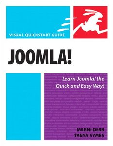 Joomla!: Visual QuickStart Guide-cover