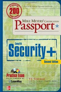 Mike Meyers' CompTIA Security+ Certification Passort, 2/e (Paperback)-cover