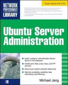 Ubuntu Server Administration-cover