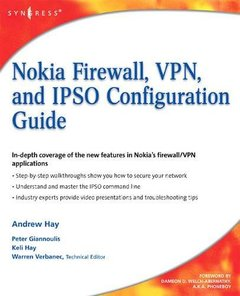 Nokia Firewall, VPN, and IPSO Configuration Guide-cover
