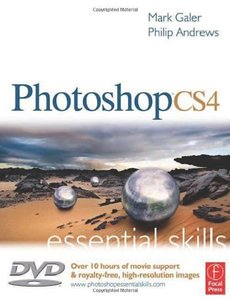 Photoshop CS4 : Essential Skills (Paperback)-cover