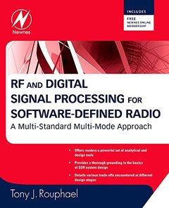 RF and Digital Signal Processing for Software-Defined Radio: A Multi-Standard Multi-Mode Approach-cover