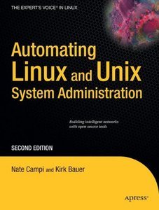 Automating Linux and Unix System Administration, 2/e (Paperback)-cover