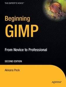Beginning GIMP: From Novice to Professional, 2/e (Paperback)-cover