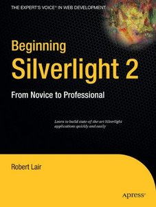 Beginning Silverlight 2: From Novice to Professional (Paperback)-cover