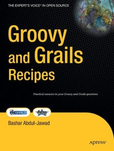 Groovy and Grails Recipes (Paperback)-cover