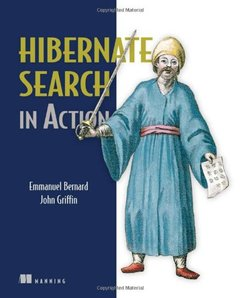 Hibernate Search in Action (Paperback)-cover