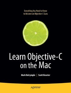 Learn Objective-C on the Mac (Paperback)-cover