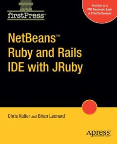 NetBeans Ruby and Rails IDE with JRuby (Firstpress)-cover