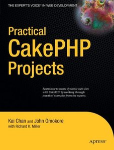Practical CakePHP Projects (Paperback)-cover