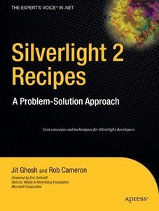 Silverlight 2 Recipes: A Problem-Solution Approach (Paperback)-cover