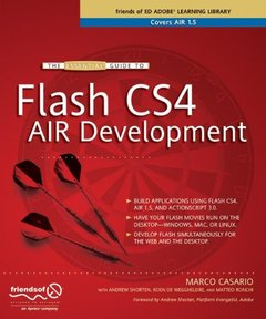 The Essential Guide to Flash CS4 AIR Development-cover