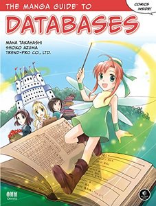 The Manga Guide to Databases (Paperback)-cover