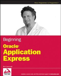 Beginning Oracle Application Express-cover