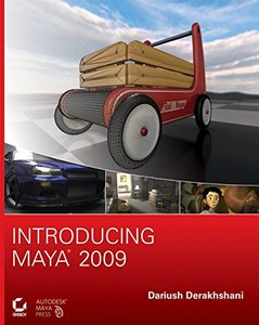 Introducing Maya 2009 (Paperback)-cover
