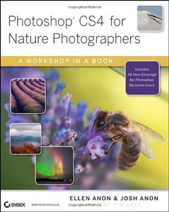 Photoshop CS4 for Nature Photographers: A Workshop in a Book (Paperback)-cover