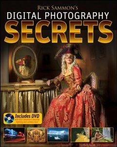 Rick Sammon's Digital Photography Secrets (Paperback)-cover