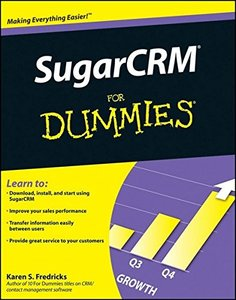 SugarCRM For Dummies-cover
