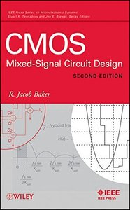 CMOS : Mixed-Signal Circuit Design, 2/e (Hardcover)-cover