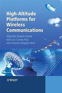 High-Altitude Platforms for Wireless Communications-cover