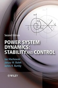 Power System Dynamics: Stability and Control, 2/e (Hardcover)-cover