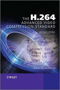 The H.264 Advanced Video Compression Standard (Hardcover)-cover