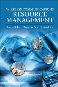 Wireless Communications Resource Management-cover
