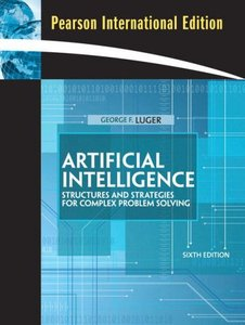 Artificial Intelligence: Structures and Strategies for Complex Problem Solving, 6/e (IE-Paperback)-cover