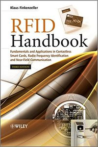 RFID Handbook: Fundamentals and Applications in Contactless Smart Cards, Radio Frequency Identification and Near-Field Communication, 3/e (Hardcover)-cover